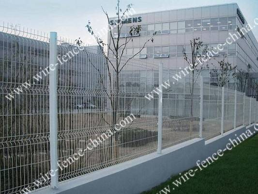 Industrial fence