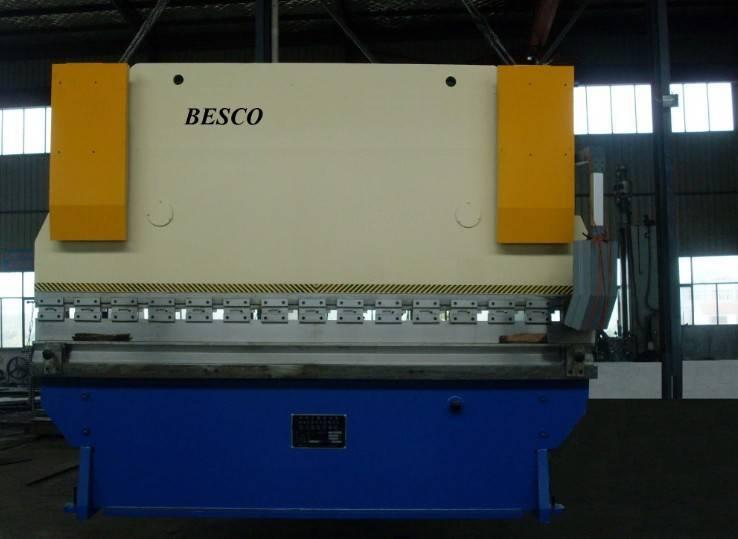 WC67Y-63T/2500 hydraulic press brake