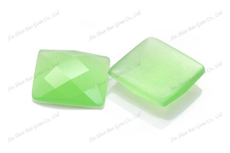 China factory direct sale synthetic gem stone