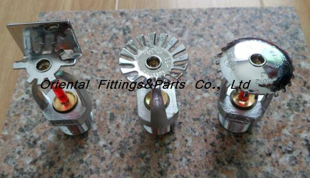 Ul Listed Fire Sprinkler/Pendent Upright Fire Sprinkler