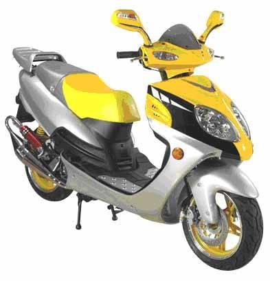 EPA scooter 50cc 150cc 250cc