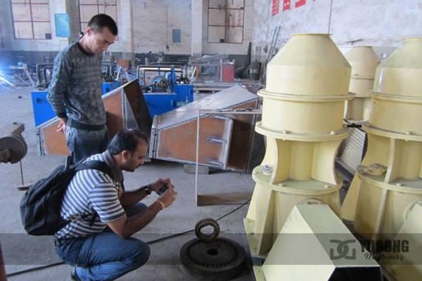 Biomass Briquette Machine China