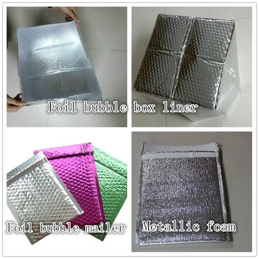 Insulated box liners / mailers