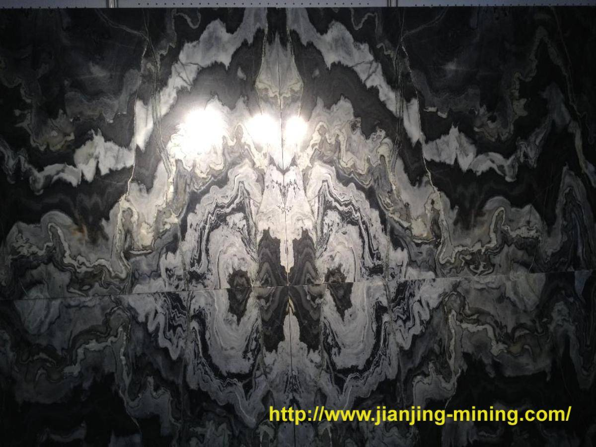 Quality Marble from China: Australia Grey Wave Slab and Tile
