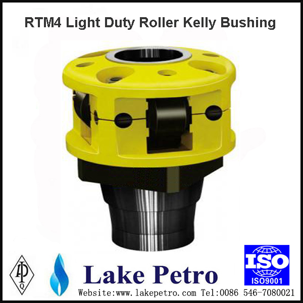 API 7K RTM4 medium duty roller kelly bushing square drive