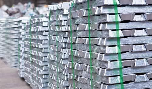 Zinc ingot 99.995 High quality special high grade zinc ingots