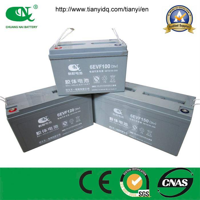 12V100AH SEALED LEAD ACID BATTERY FOR GOLF CAR
