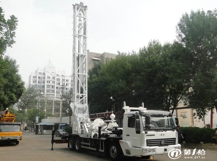Look for the agent for mobile oil drilling rig in South America