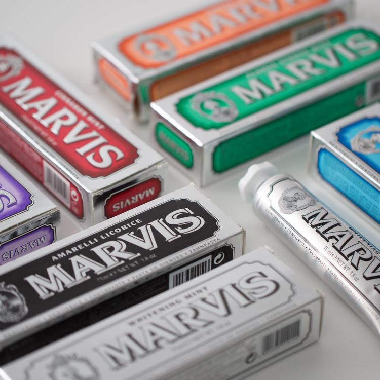 Toothpaste (Mar-vis)Italian origin
