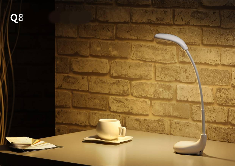 Golf Foldable Eye-protection Table Lamp