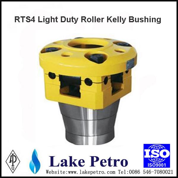 API 7K RTS4 light duty roller kelly bushing drive kelly pipe