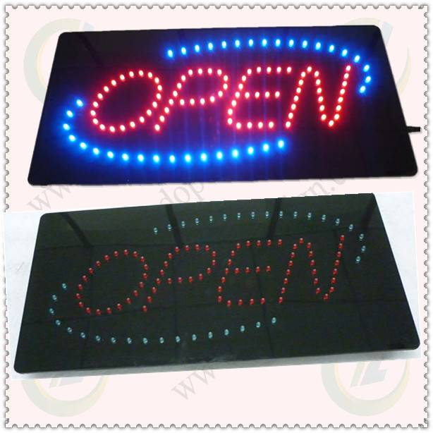 2014 new hot High quality indoor led open sign