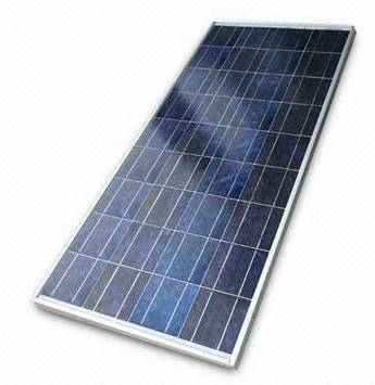 SELL Solar Panel 80W with 17.5V Nominal Voltage and 4.57A Current, Measures 125 x 125mm