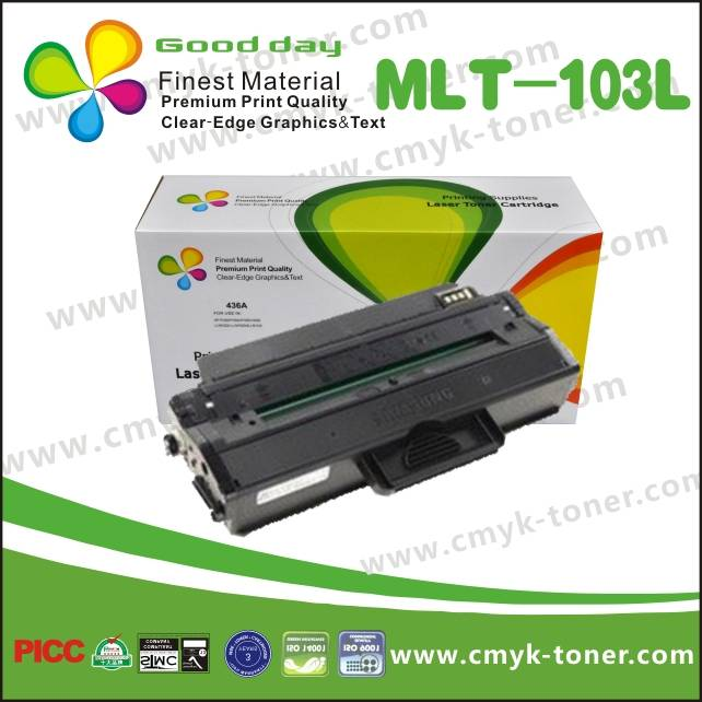 Samsung MLT-D103L Chinese Printer toner cartridge,Universal Model Samsung2951/2956/2541/2547/4729/47