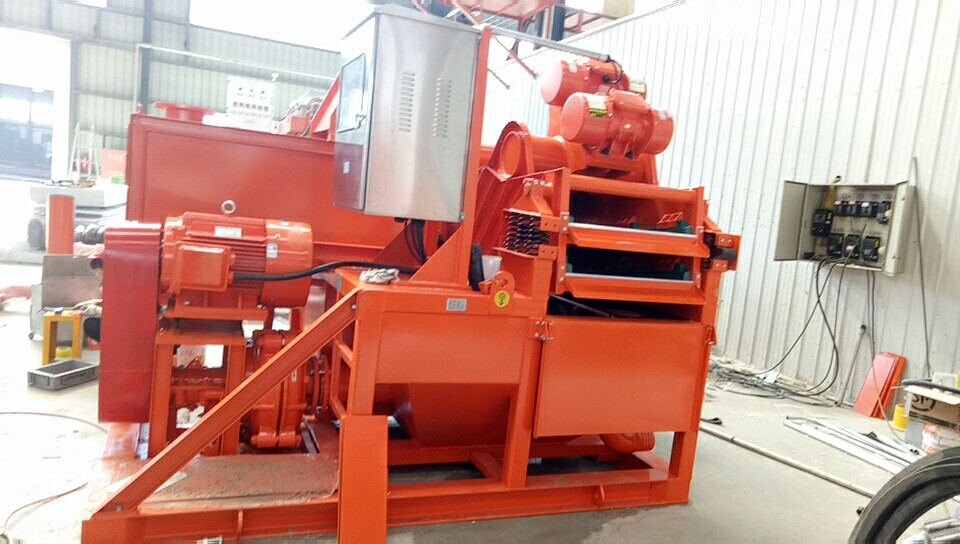 KES drilling waste management equipment