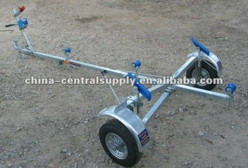 5.0m foldable boat trailer BCT0011