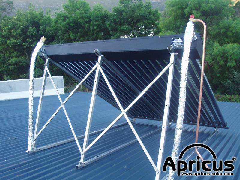 Solar Water Heater(30 tubes)
