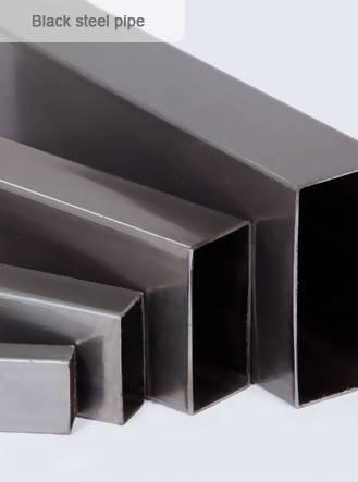 Sell Black Steel Pipe