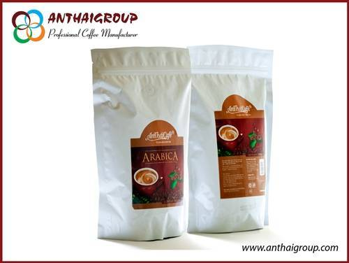 Arabica Roasted coffee beans Good quality from Viet Nam