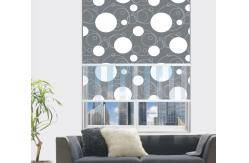 Double roller blinds fabric, Day & night blinds fabric
