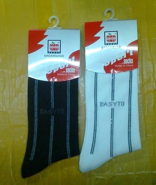 new design men fashion socks 100%cotton