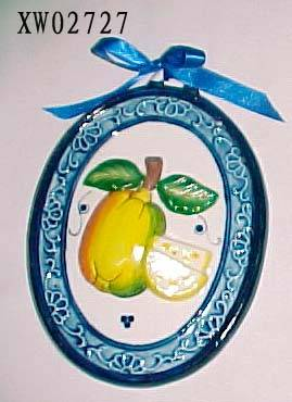 sell porcelain plaque