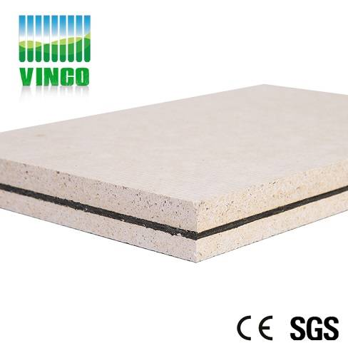 Private Club Wall and Flooring Tiles Fireproof Hot Seller Sound Insulation Board