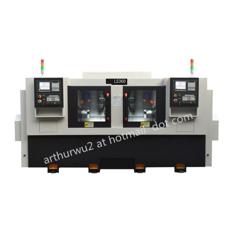 LS360 CNC Lathe Machine