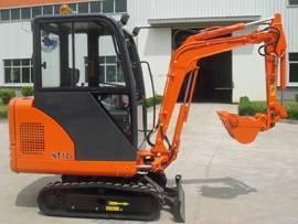 Sell 0.8-6 ton mini excavator (CE)