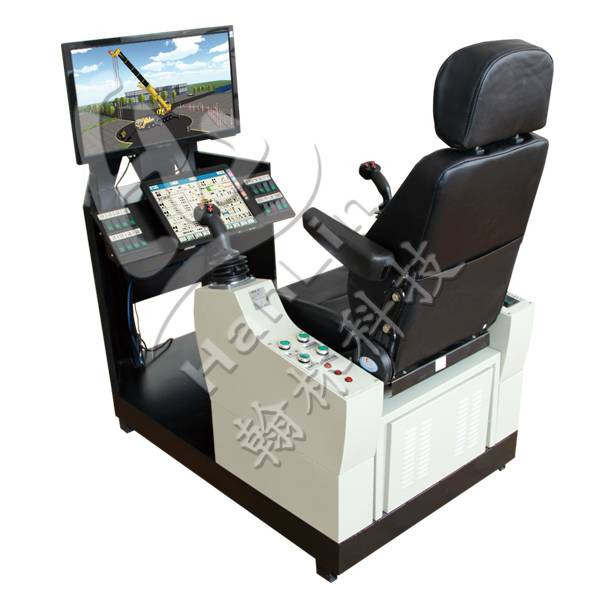 Mobile Crane Operator Training Simulator