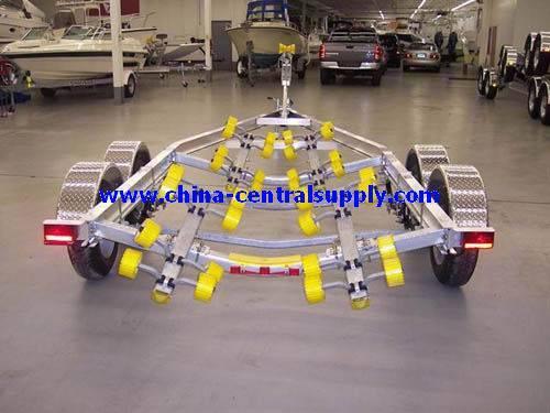 6.0m Aluminum Boat trailer