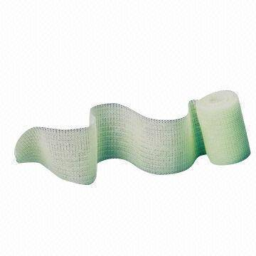 Medical orthopedic fiberglass cast tape