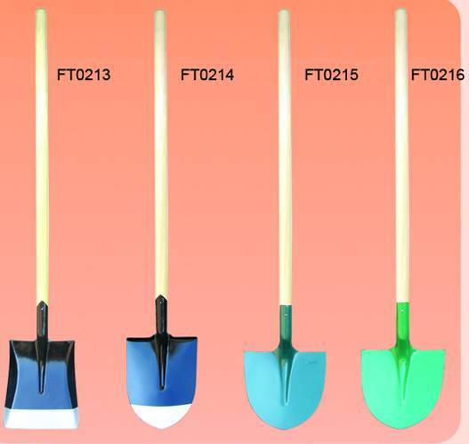 Shovel of French Style (S527 / S529)