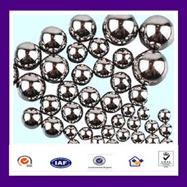 stainless steel ball with dimeter0.5mm-25.4mm
