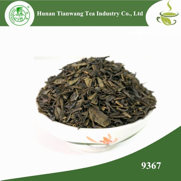 Selling Chinese chunmee green tea 9367 in best price