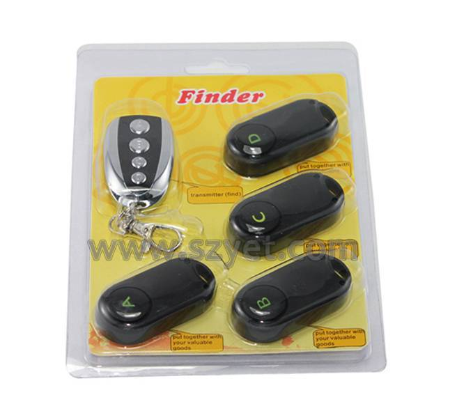 Wireless Remote Control Key Finder, Personal Finder