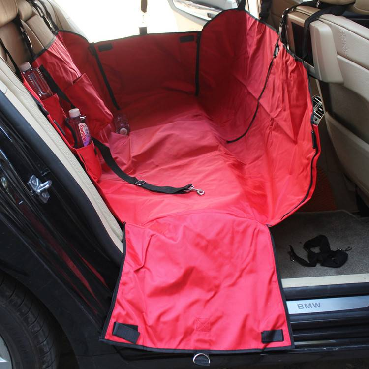 Hammock Folding Dog Car Seat Cover Protector