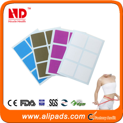 OEM Customized Herbal Guarana Slimming Patch