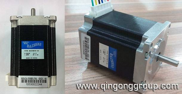 BS57HB76-03 2-Phase Hybrid Stepping Motor for CNC Router
