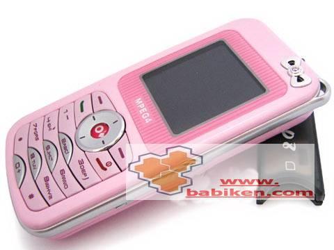 Lady Mobile Phone (BI-008)