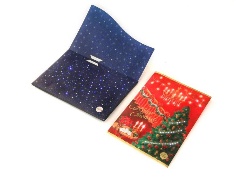 Sound Module For Greeting Card Fiber Sound Greeting Card