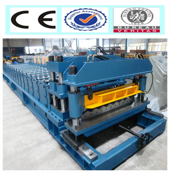 rorrugated sheet roll forming machine