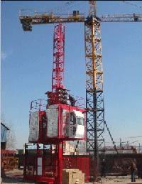 High Speed Building Hoist (SC200/200G)