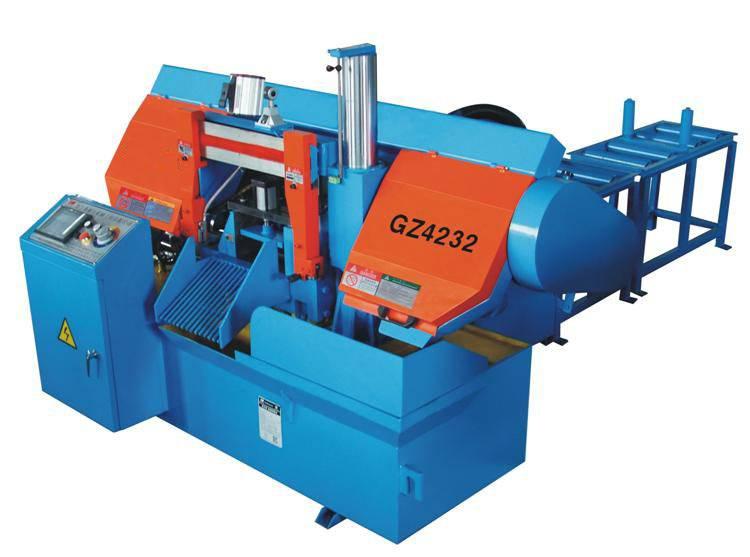 CNC Fully Automatic metal cutting Band Sawing Machine GZ4232