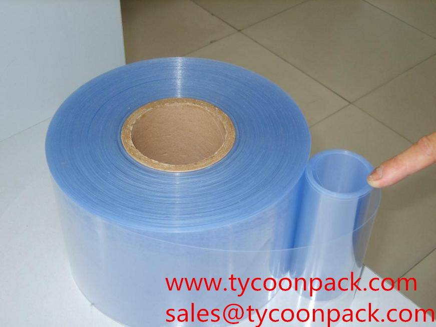 Clear PVC for Pharma Pack
