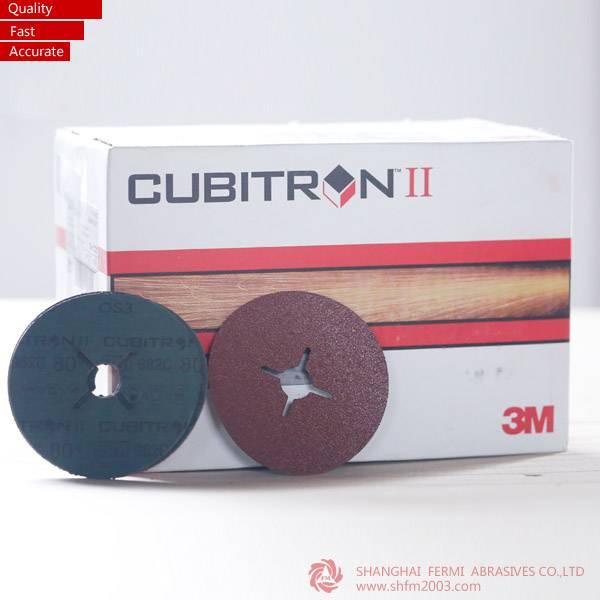 Ceramic Abrasives Sanding Disc (3M Raw Material)