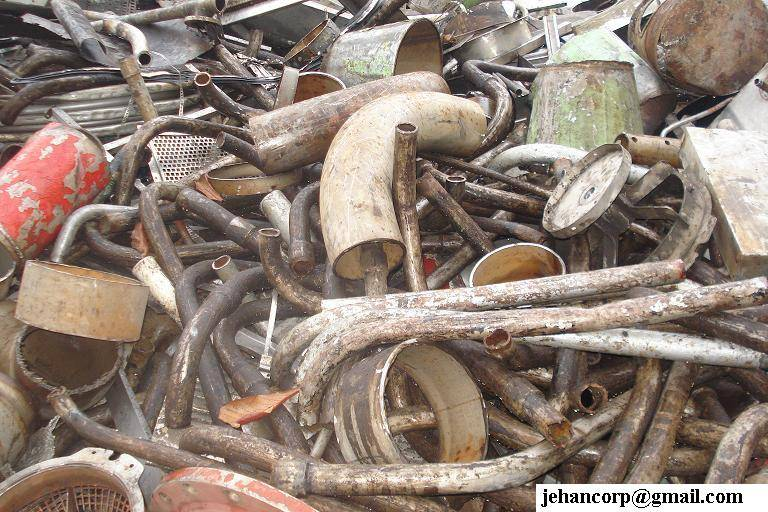 Sell Stainless Steel Scrap