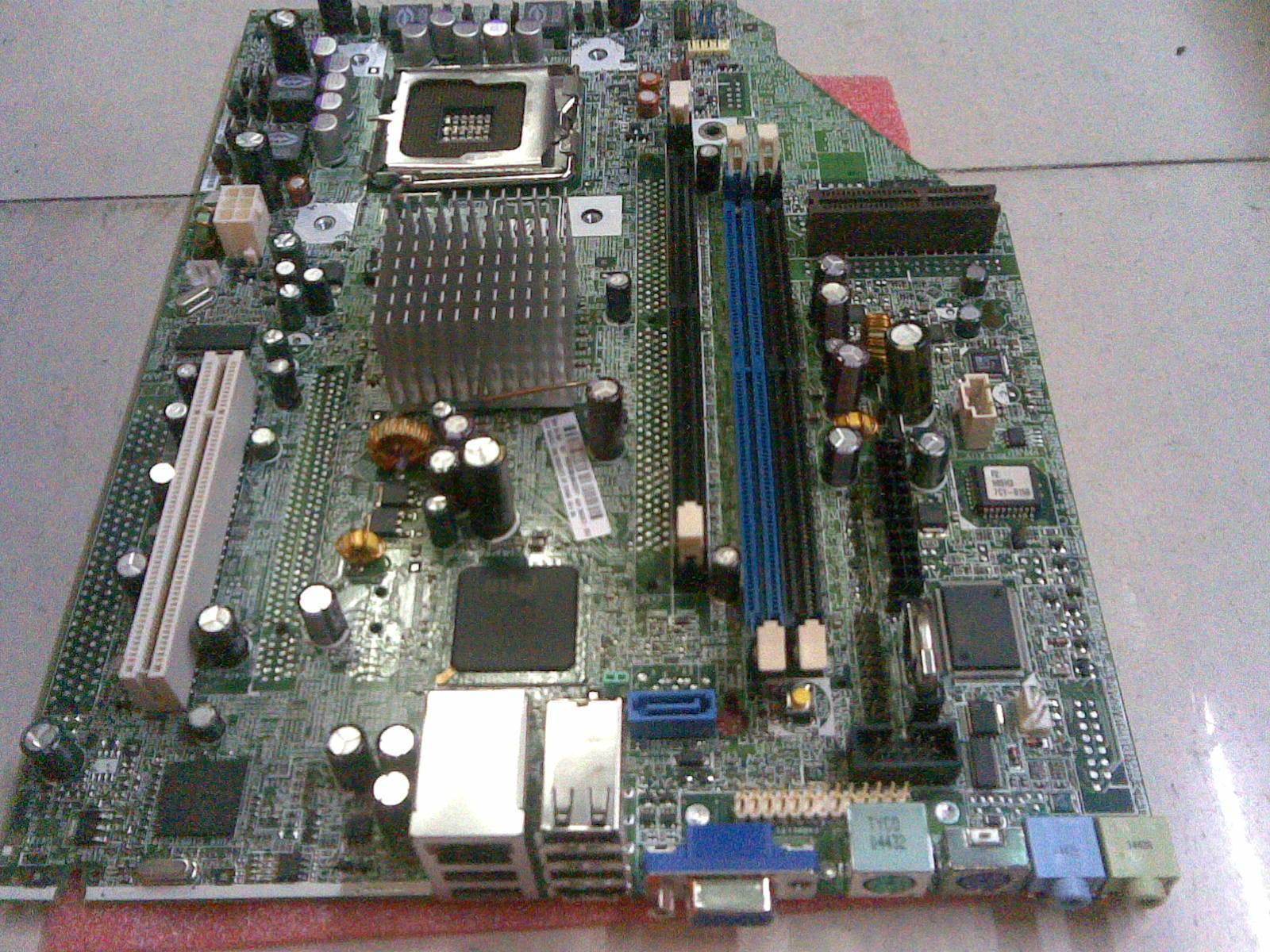 dell ibm hp laptop motherboard