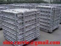 High Pure aluminum ingots