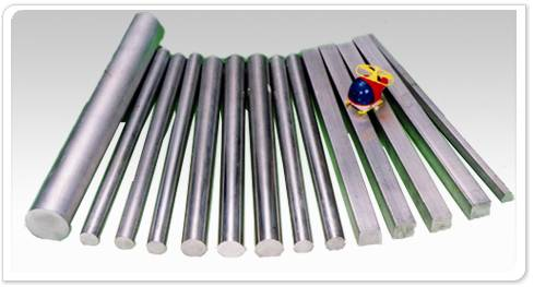 Aluminum bars and pipes